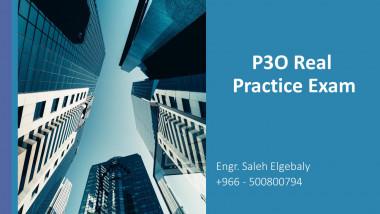 Portfolio; Program; Project Office P3O EXAMS