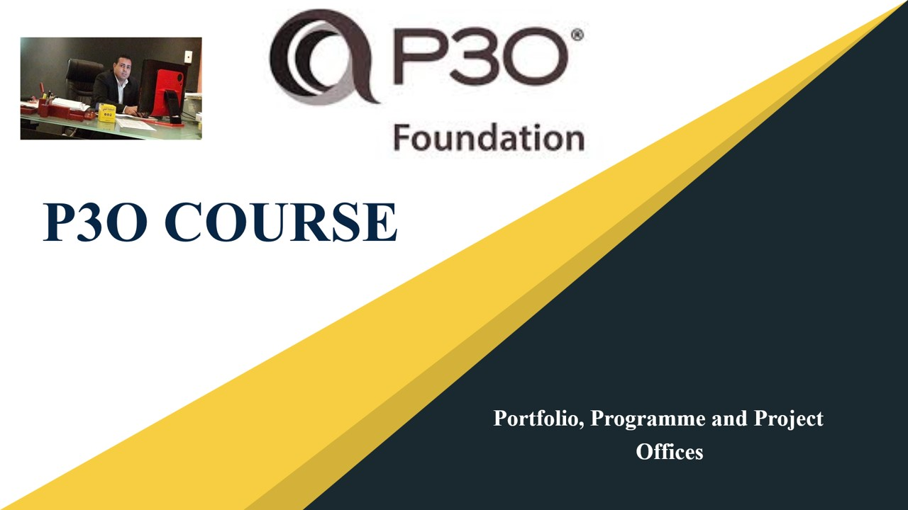 Portfolio, Programme and Project Offices P3O