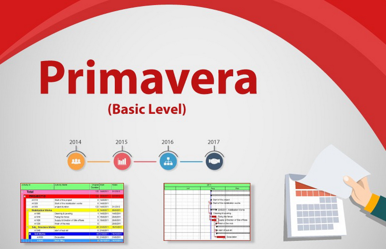 Primavera P6 (Basic Level)